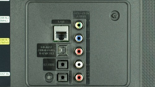 small resolution of samsung ju6400 rear inputs picture