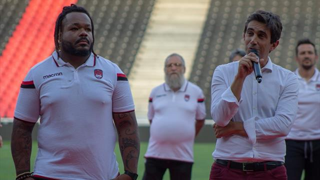 Bastareaud in Lyon, RC Vannes in pain ... The 5 news of this Thursday