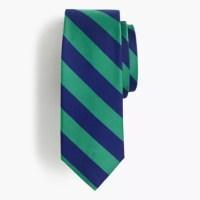 Silk Repp Striped Tie : Men's Ties | J.Crew