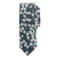 Liberty tie in bright nightfall floral : ties | J.Crew