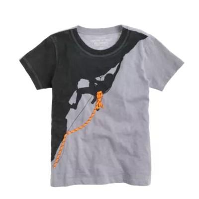 Rock Climbing T-Shirts