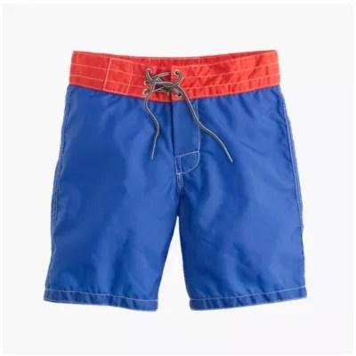Boys' Birdwell for crewcuts contrast waistband board