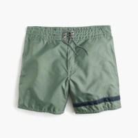 Birdwell For J.Crew Board Short In Single Stripe : Men's ...