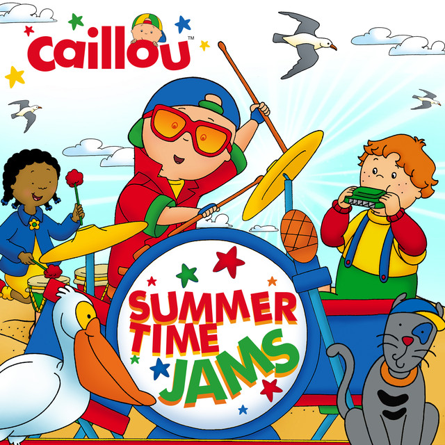 caillou on spotify