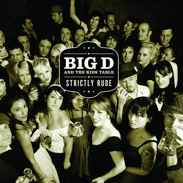 Noise Complaint, A Song By Big D And The Kids Table On Spotify