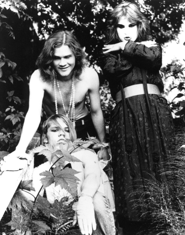 Andrew Wood Mother Love