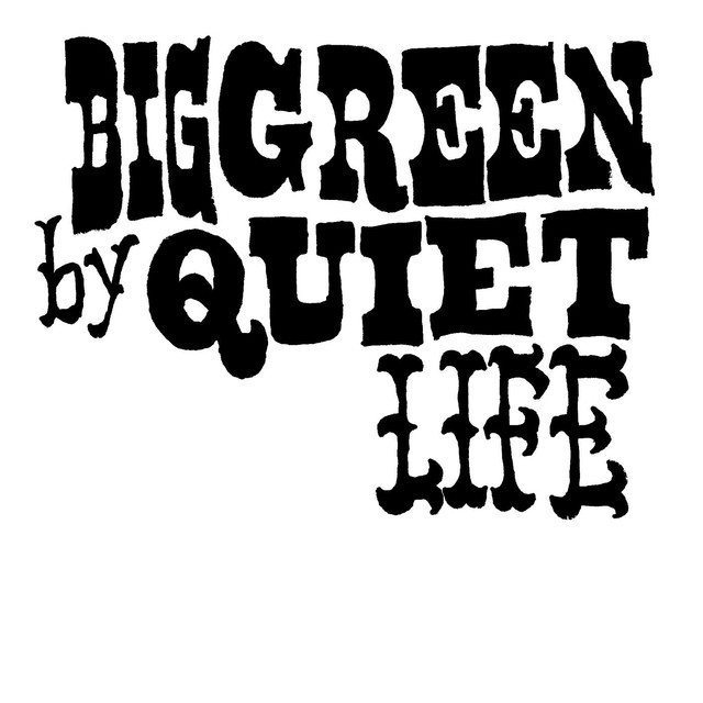 big green by quiet life on spotify