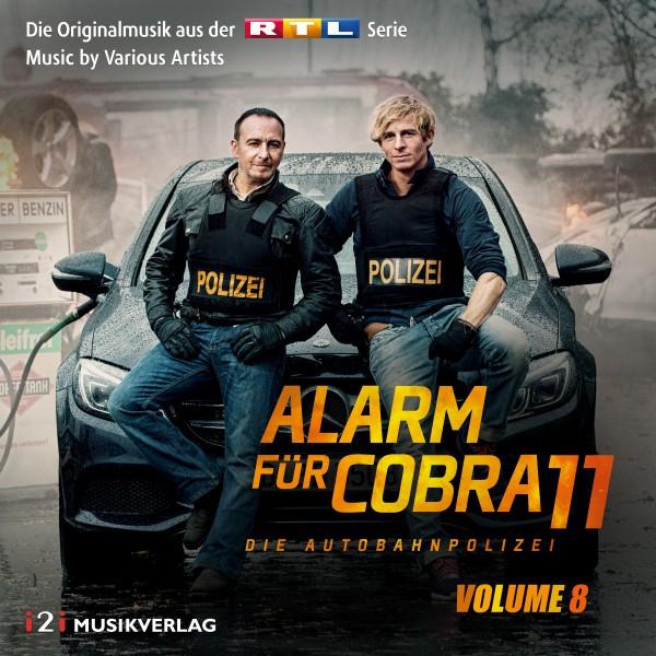 Alarm für Cobra 11, Vol. 8 (Original Score) [Die