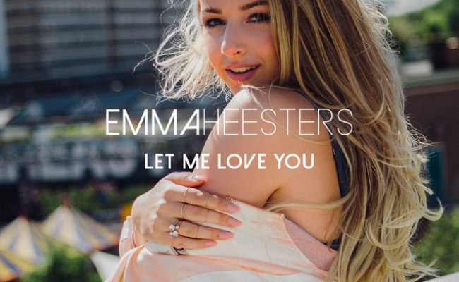 Let Me Love You By Emma Heesters On Spotify