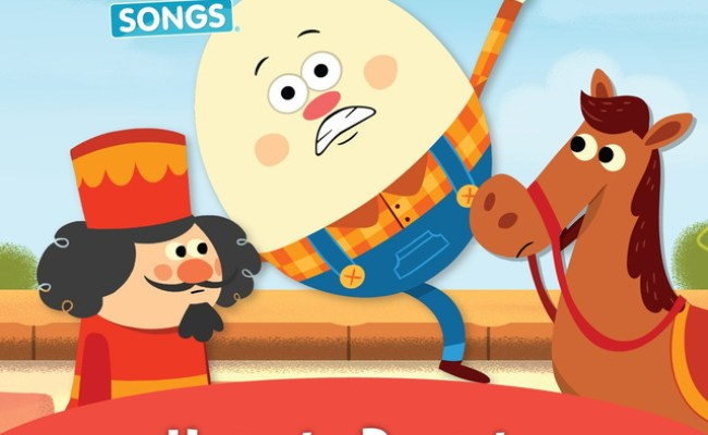Humpty Dumpty More Kids Songs By Super Simple Songs On