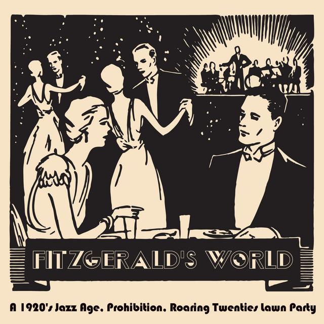 a 1920 s jazz age prohibition roaring