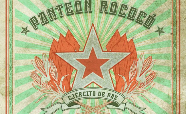 Ejercito De Paz By Panteon Rococo On Spotify