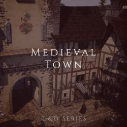 DnD Medieval Town RPG Fantasy Music Dungeons & Dragons Series on Spotify