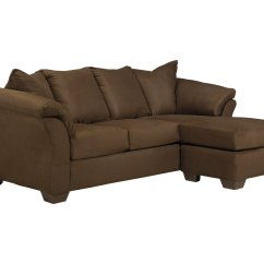 Sears Clearwater Sofa Sectional Outdoor Sets India Signature Design By Ashley 7500418 Darcy Chaise Outlet
