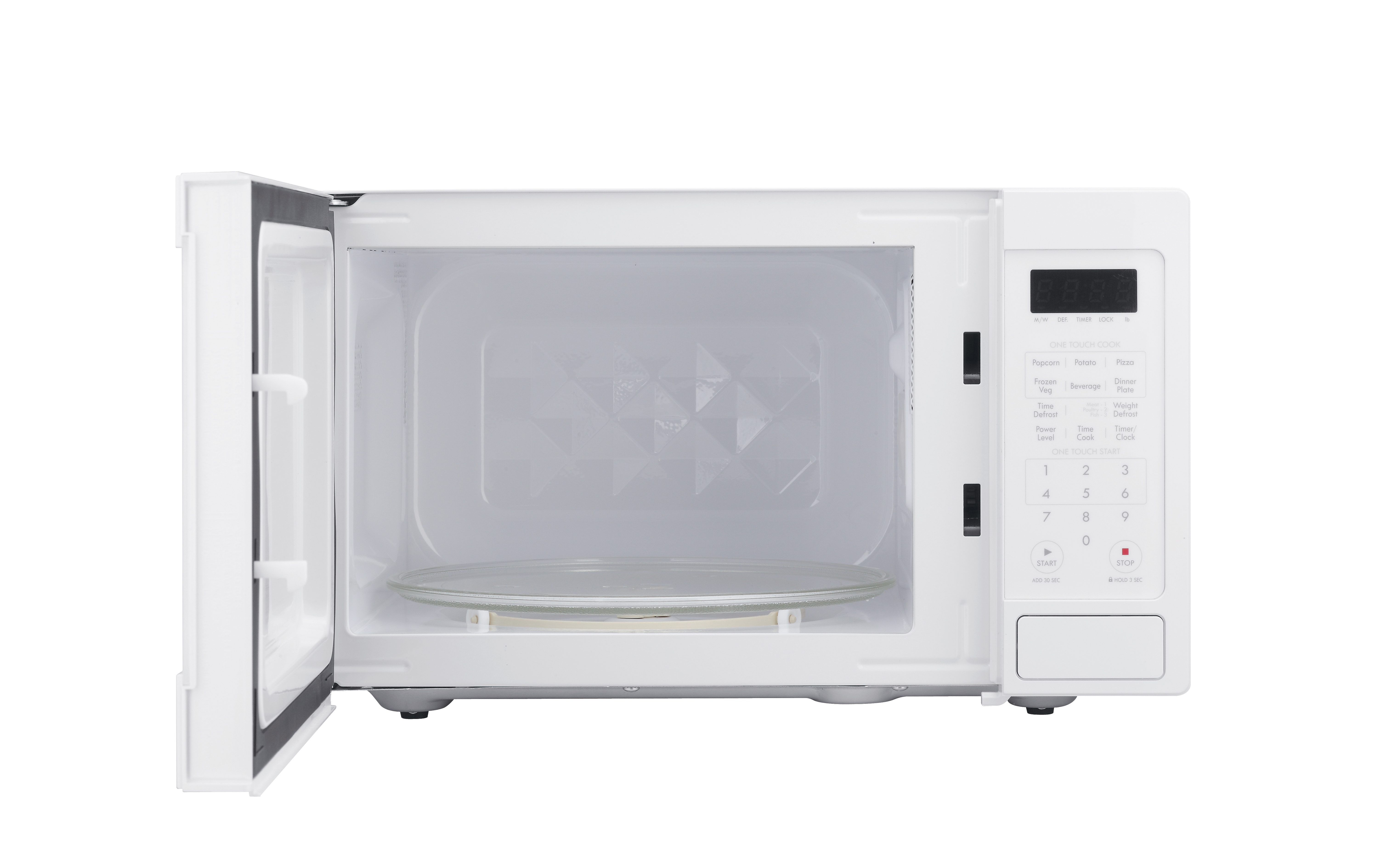 why won t my kenmore microwave heat