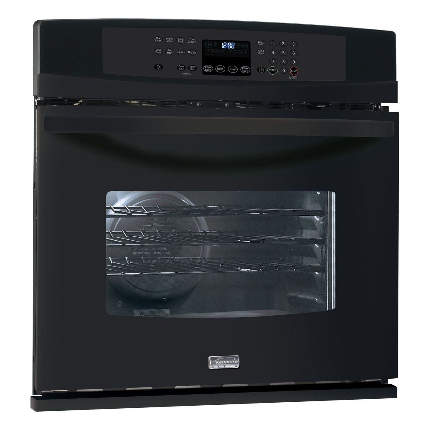 looking for kenmore wall oven repair and replacement parts kenmore 3634803993 double convection built in [ 1440 x 1440 Pixel ]
