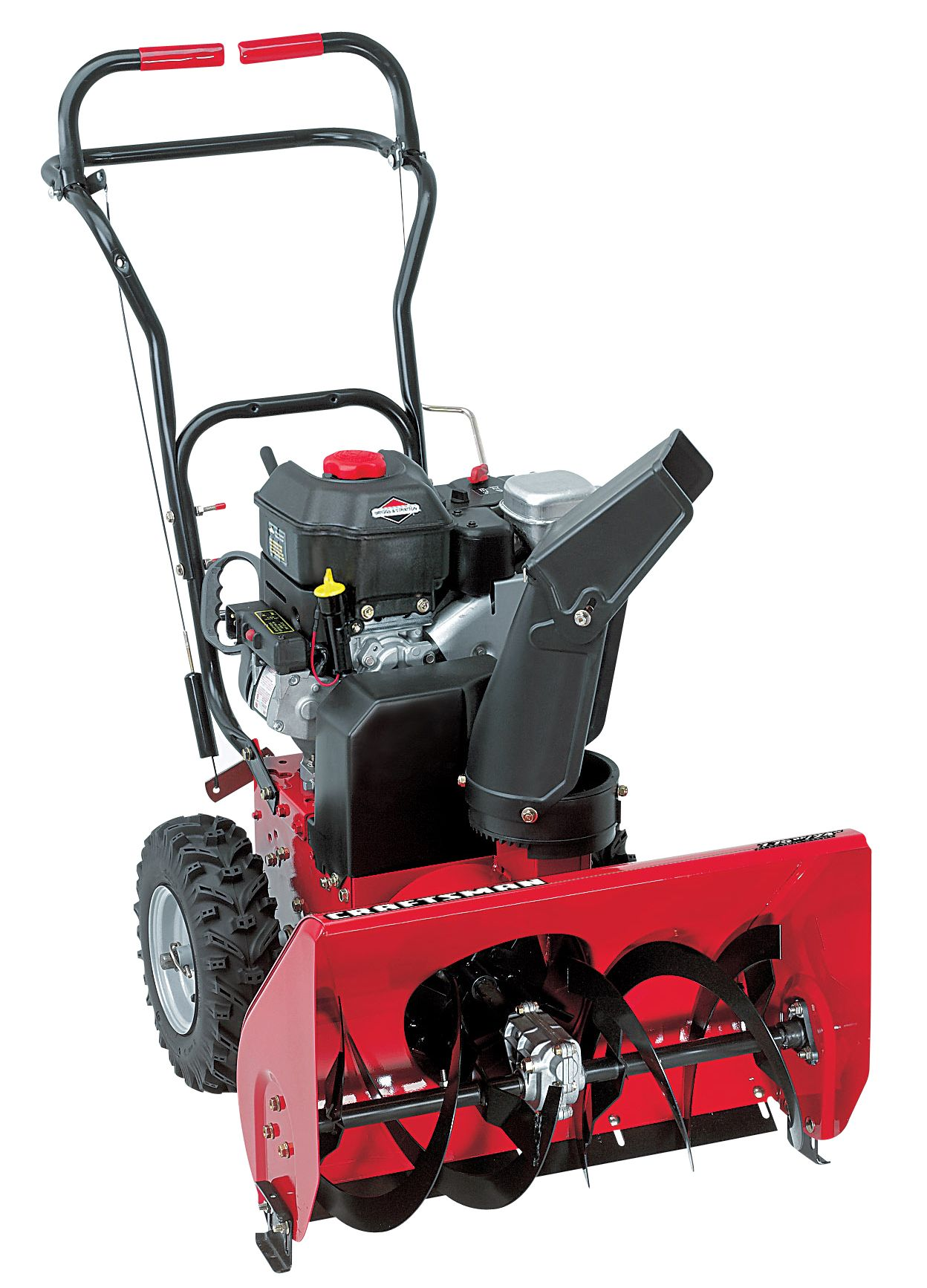Craftsman Owners Manual Snowblower