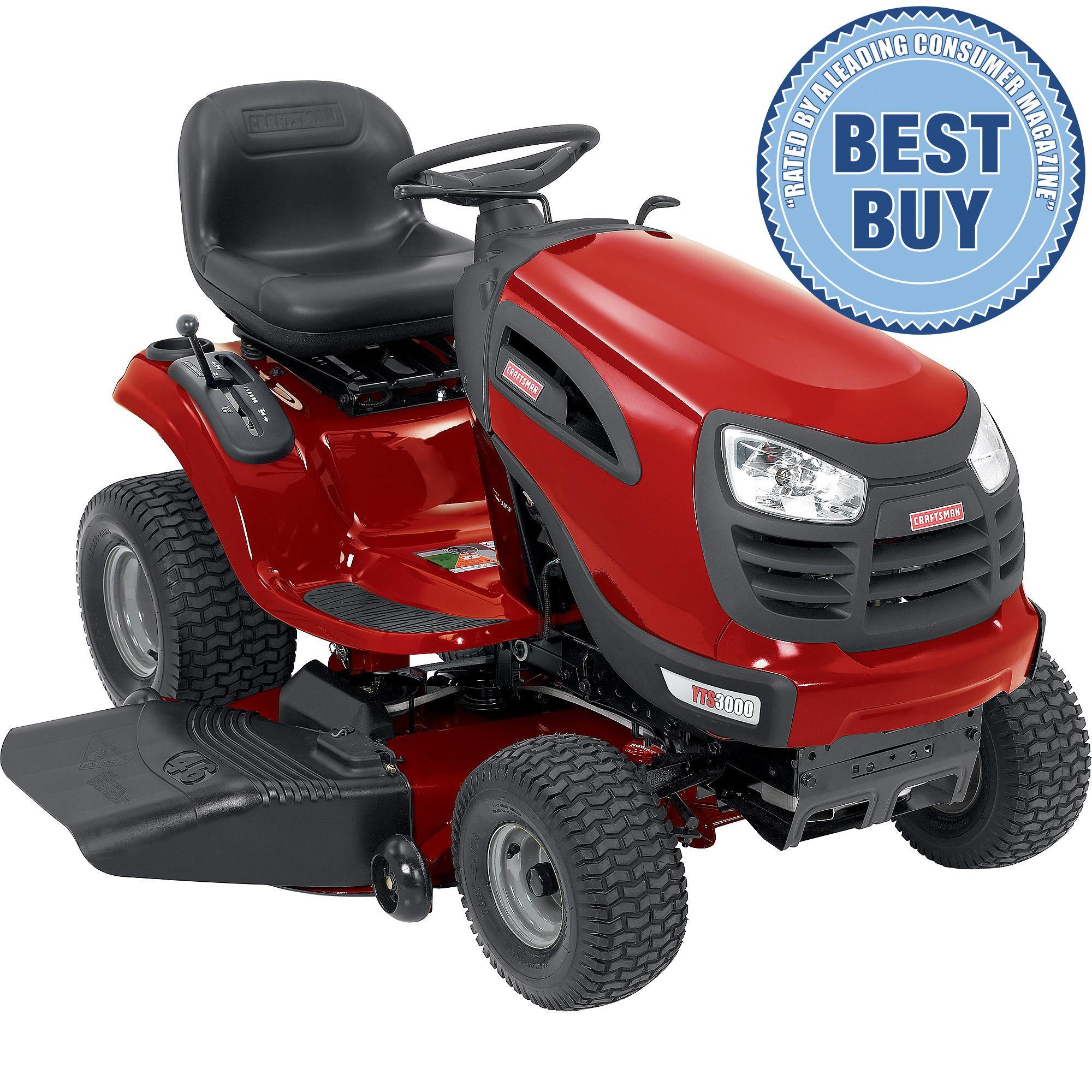 craftsman model 917289240 lawn tractor genuine parts rh searspartsdirect com craftsman gt5000 garden tractor parts craftsman [ 2000 x 2000 Pixel ]