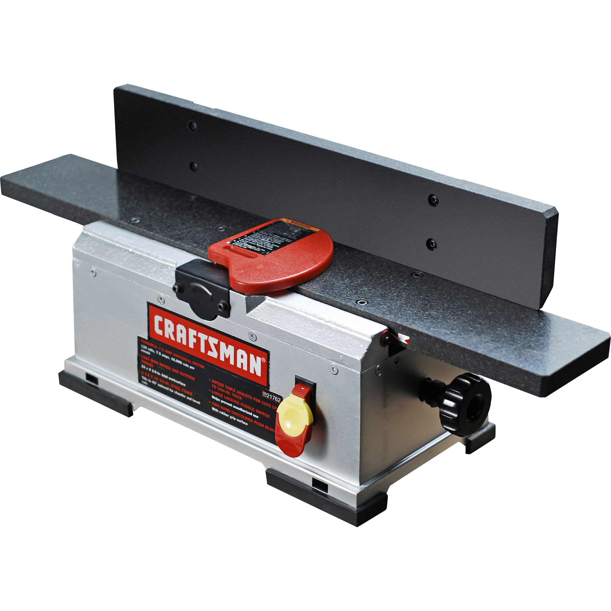 Craftsman Planer Manual