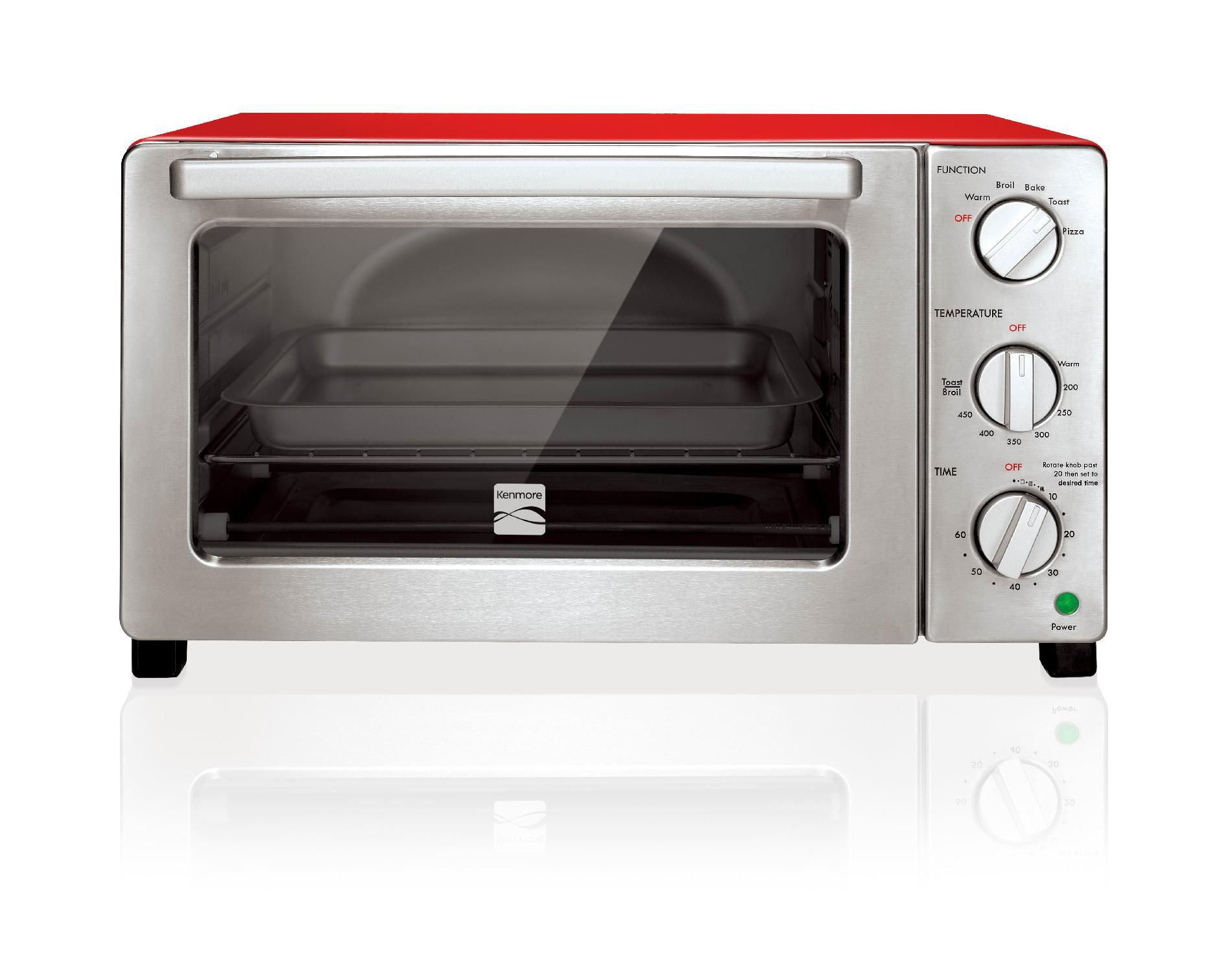 kenmore 4206 6 slice convection toaster