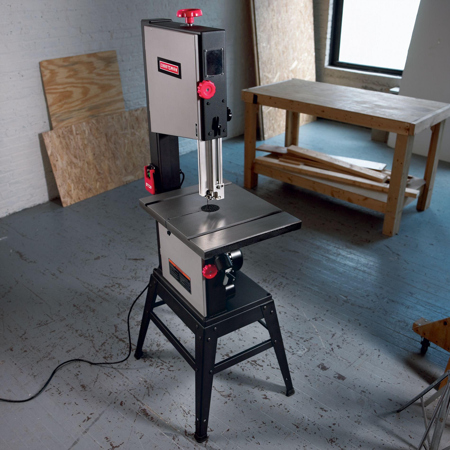 Tractor Supply Bandsaw