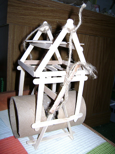 Homemade Popsicle Stick Toys