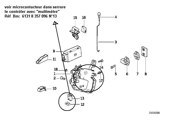 [ E36 cab 325I an 1993 ] probleme vitre electrique