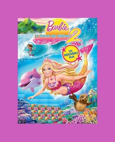 Barbie Et Le Secret Des Sirènes 3 : barbie, secret, sirènes, Barbie, Secret, Sirènes