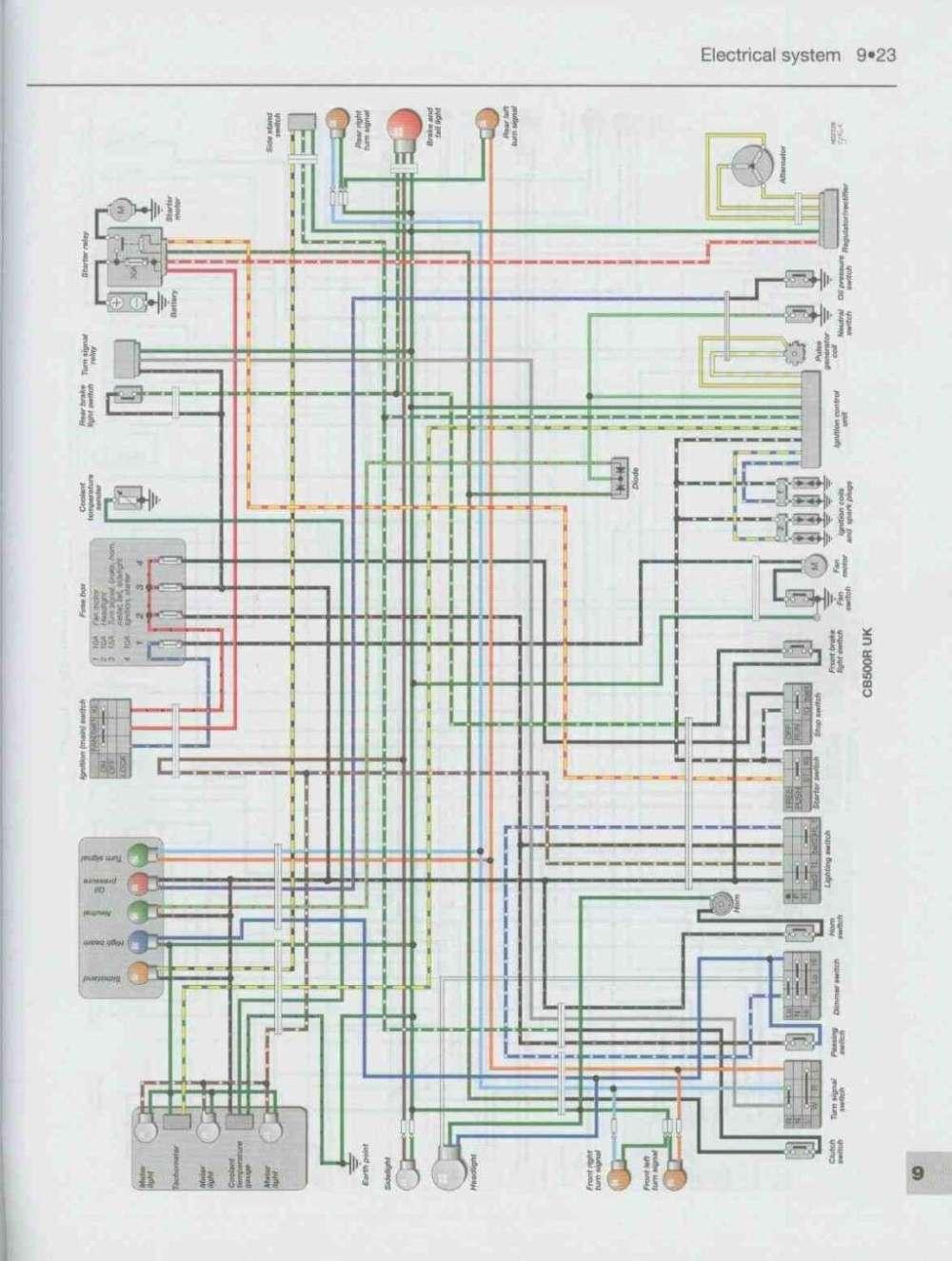 medium resolution of wiring diagrams honda 10