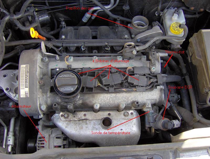 VW Golf 4 14l 16v Ess An 98 Cale Souventrsolu