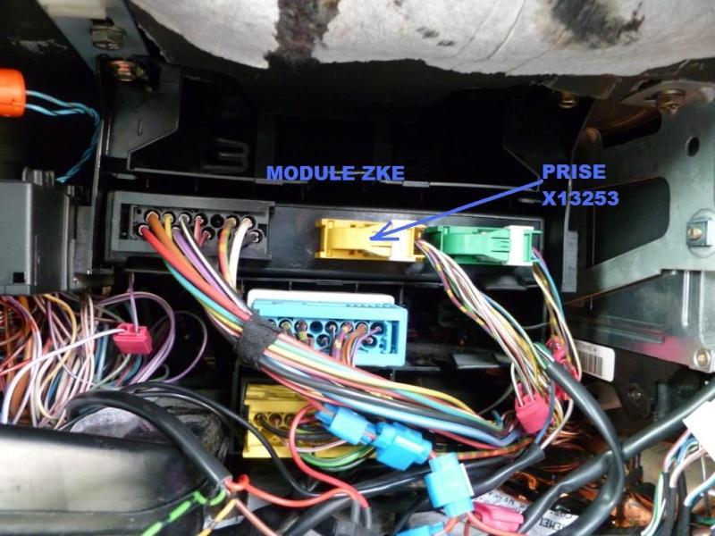 E38 Amplifier Diagram Bmw E36 Installation De La Centralisation 224 Distance 1