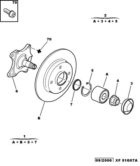 [ Peugeot 307 hdi 90cv an 2002 ] bruit de roulement après