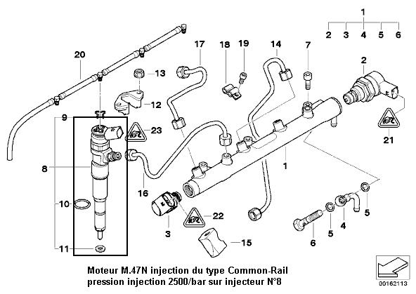 [ BMW E46 M47.N 320d an 2002 ] Problème injecteurs (résolu)