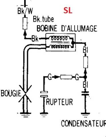 Schema Electrique Bobine D Allumage