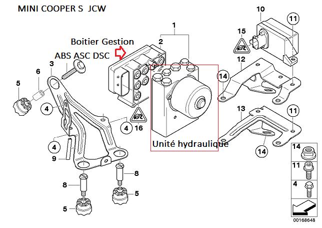 [ Mini Cooper S jcw R.53 an 2006 ] Perte de puissance