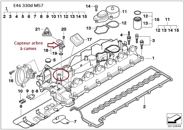 [ Bmw E46 330d M57 an 2000 ] problème accélération démarrage
