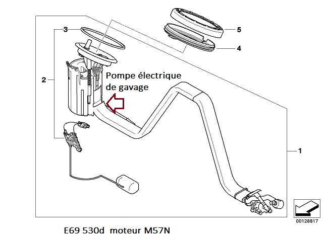 [ bmw e60 530d M57 an 2004 ] Démarre et cale a froid