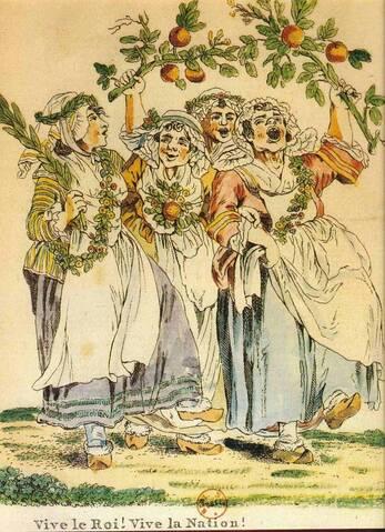 5 Et 6 Octobre 1789 : octobre, Octobre