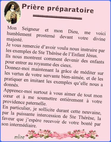 Sainte Thérèse De Lisieux Prière : sainte, thérèse, lisieux, prière, Neuvaine, Sainte, Thérèse, Lisieux, Septembre, Octobre)