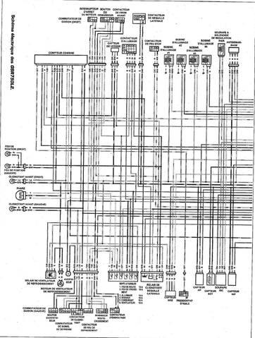 Schema Electrique Moto