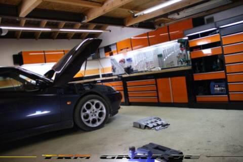 amenagement garage atelier