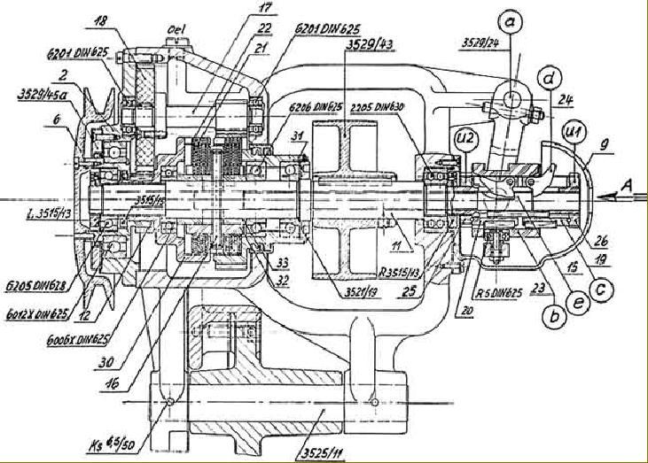 Boley / Leinen LZ 4 S