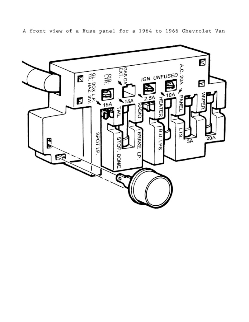 van wiring diagram for access