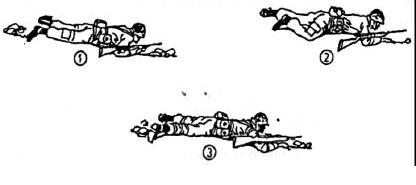 Extracto del manual del infante de marina español