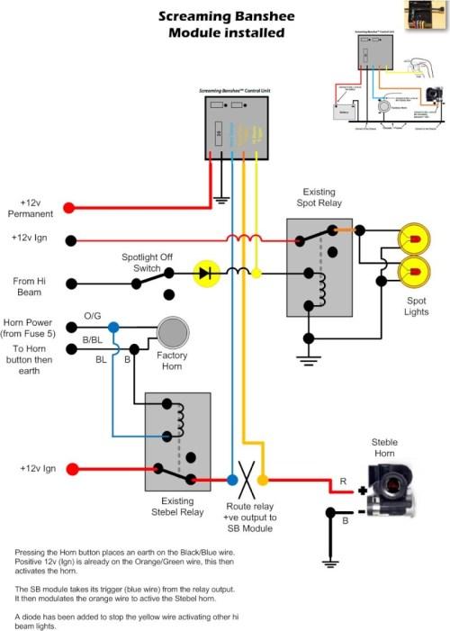small resolution of  stebel air horn wiring diagram on stebel dixie horn stebel horn sounds