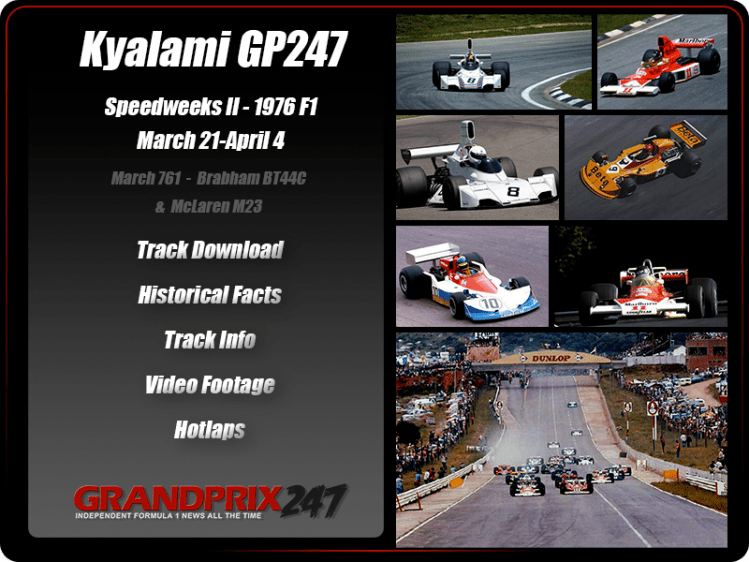 GP247 Speedweeks II - Grand Prix (March 21-April 4) Affich23