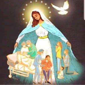 Mères divines, unissez-vous et priez Marie-10