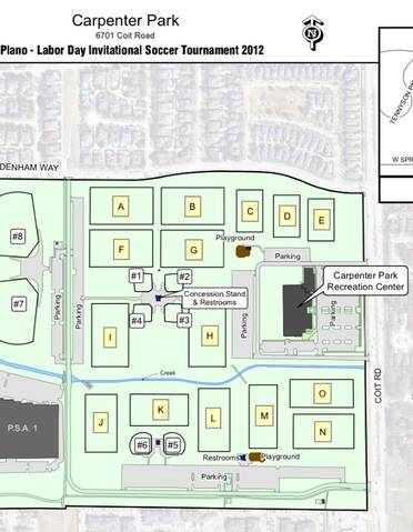 Utd Soccer Field Map : soccer, field, Field, Pictures