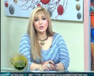 المذيعة رنا الجبالى ومحطات عبر مشوارها الإعلامى وشخصيات مشرفة  22171510