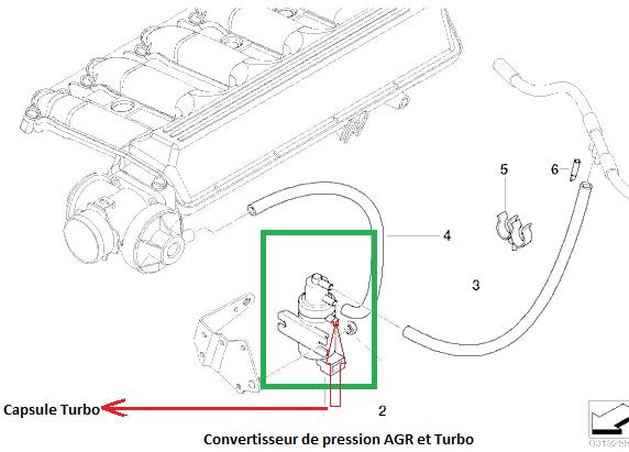 [ BMW E61 M57 525d an 2007 ] Problème FAP et catalyseur